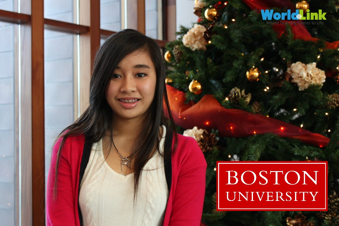 Nguyen Hoang Ha My Boston University